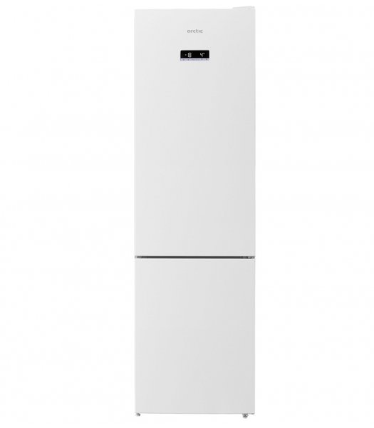 Combina frigorifica Arctic AK60406E40NFW, Clasa A++, Capacitate 362 l, No Frost, Blue Tech, Air Flow